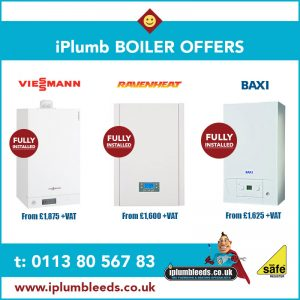 Boiler offers and deals from iPlumb Leeds