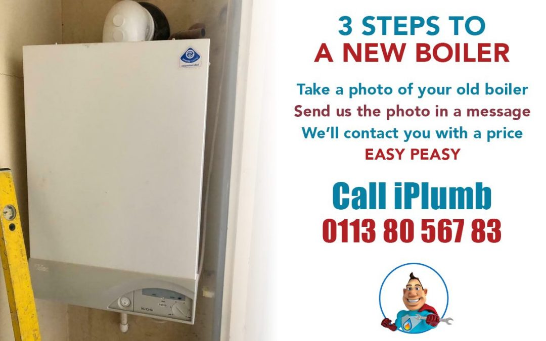 3 Steps To A New boiler