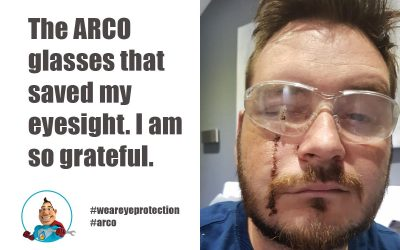More Than A Review Of Arco Safety Glasses
