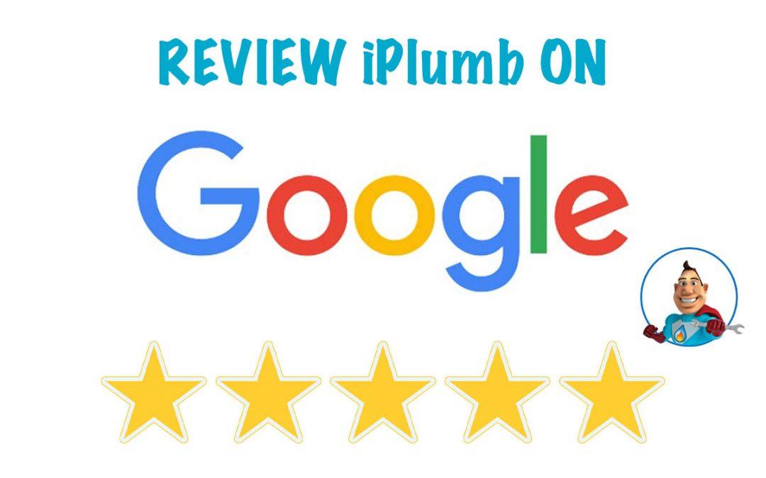 iPlumb Reviews on Google