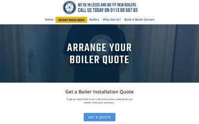 Get An Instant Boiler Quote