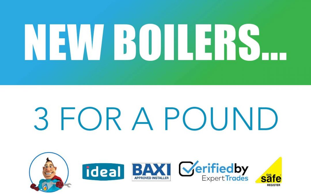 New Boilers 3 for a pound A Story About Your Old Boiler