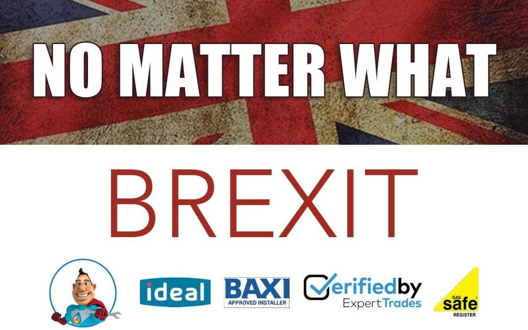 No Matter What Brexit 🇬🇧
